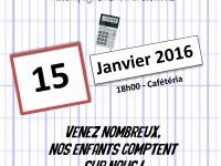 Invitation Rencontre familles